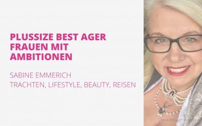 Plussize Best Ager mit eigenem EPaper Magazin
