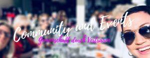 Simone Weidensee, Best Ager Lounge, Frauen Ü50, Reisen, 50Plus
