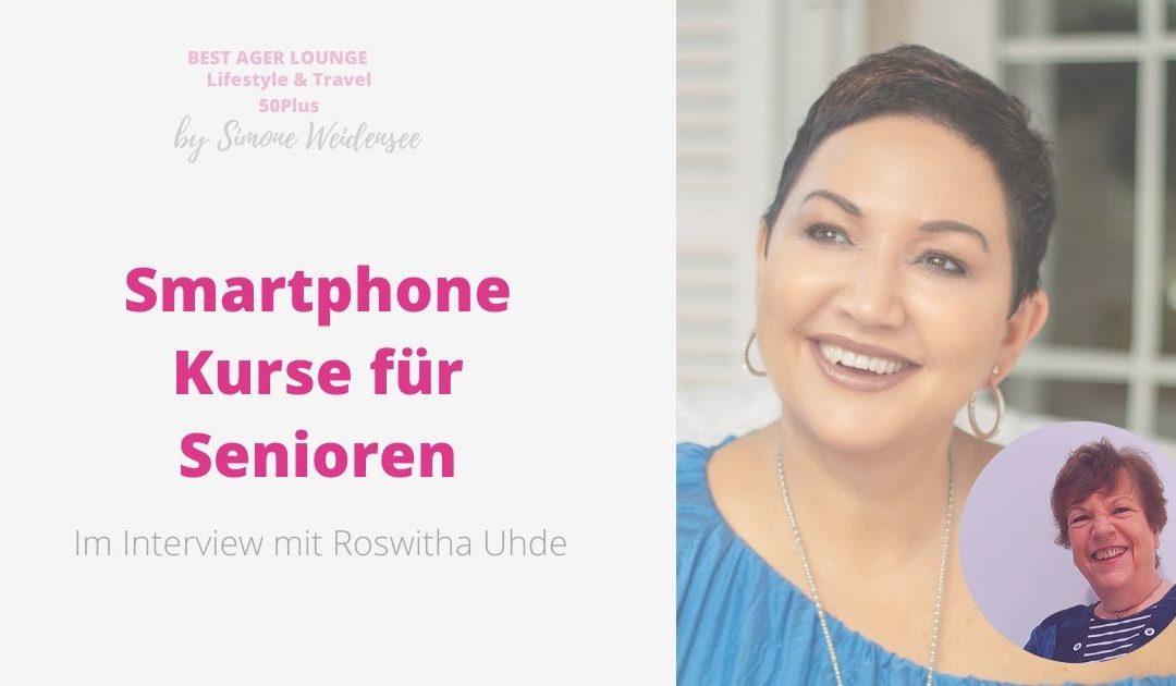 Mit Smartphone Kursen für Senioren zum Erfolg