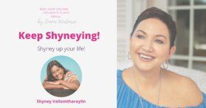 Shyney Vallomtharayil, Angst bekämpfen, Ayurveda Therapeut, Was sind Ojas?